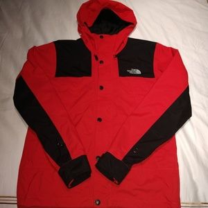 2015 The North Face X J. Crew, Mountain Jacket
